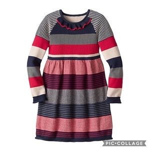 Hanna Andersson Tell Me a Folktale Sweater Dress